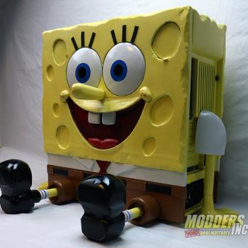 Case Mod Gallery SpongeBob PC Case Mod  09