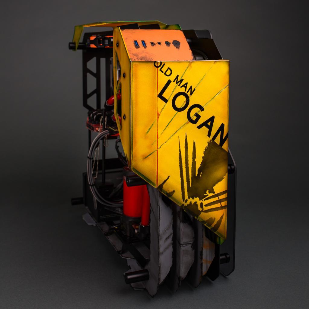 Old Man Logan Case Mod Monday Case Mod, case mod monday, Case Modder, pc case mod 4