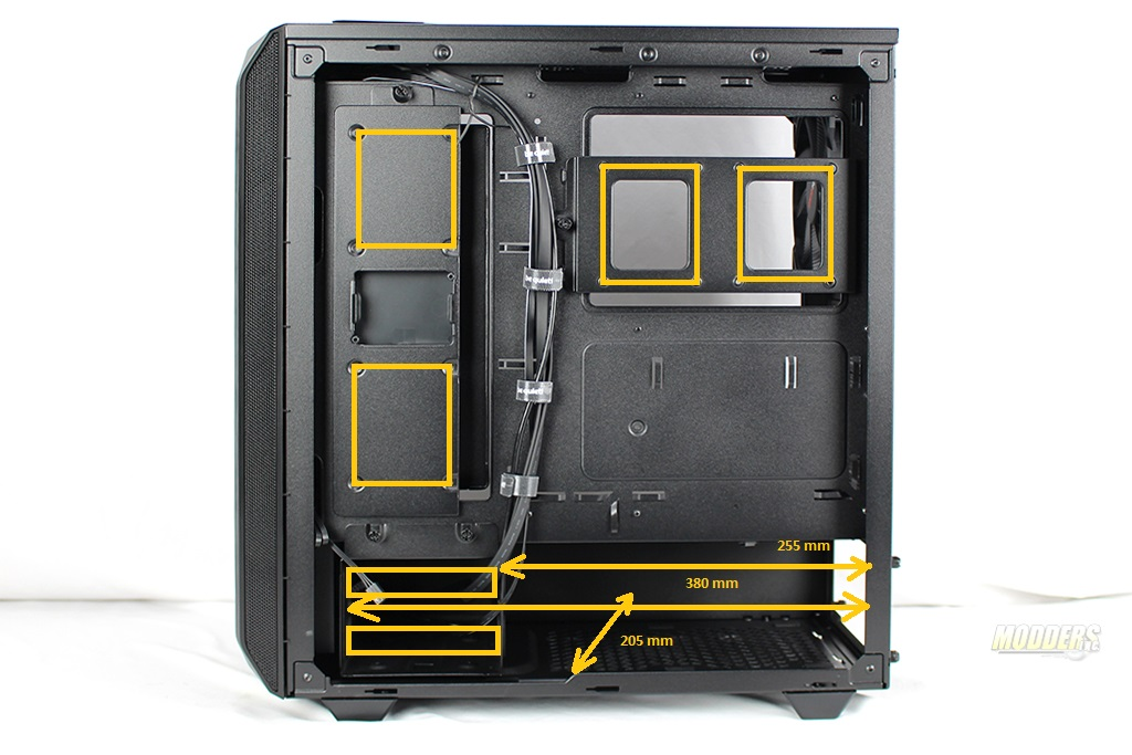 be quiet! Pure Base 500 Window Black: Review 1 1