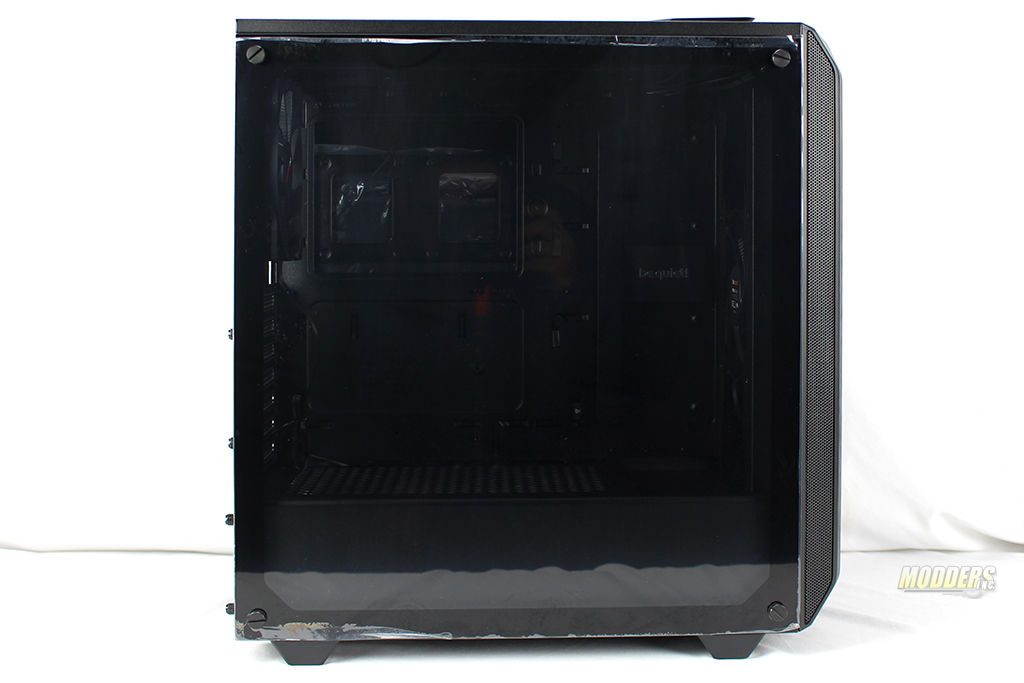 be quiet! Pure Base 500 Window Black: Review IMG 0370 1