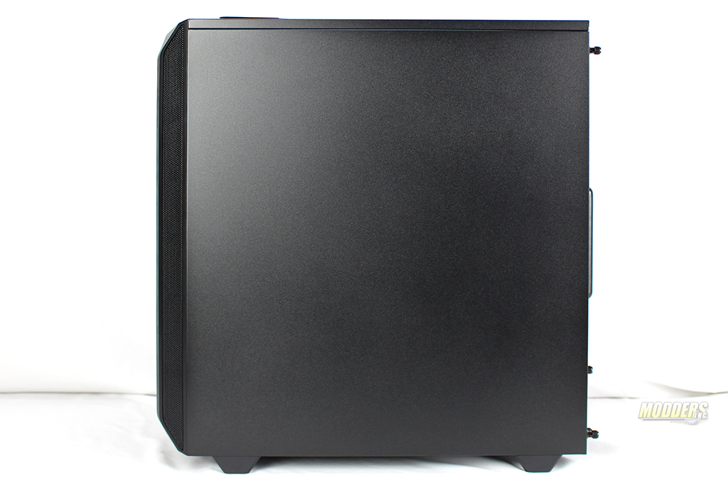 be quiet! Pure Base 500 Window Black: Review IMG 0374