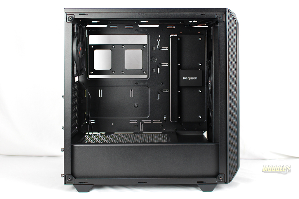 be quiet! Pure Base 500 Window Black: Review IMG 0379