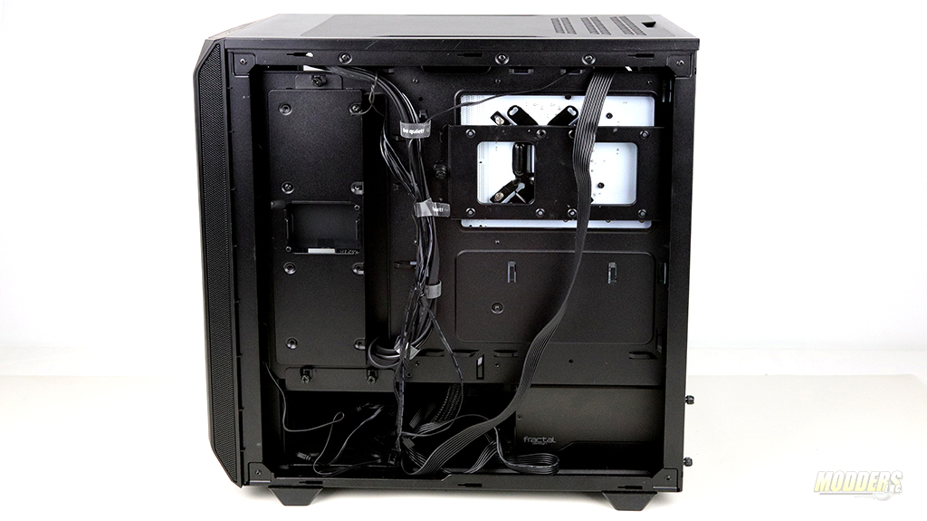 be quiet! Pure Base 500 Window Black: Review IMG 3699