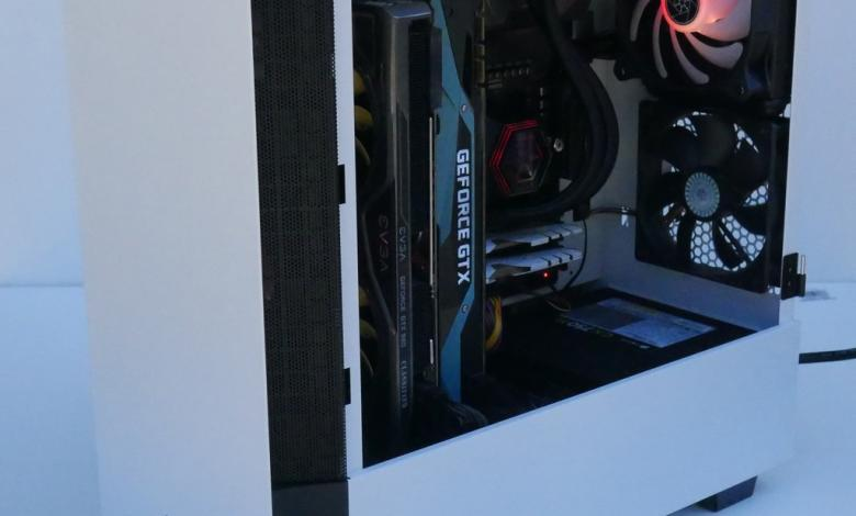 Photo of darkFlash V22 White Mid Tower ATX Case Review