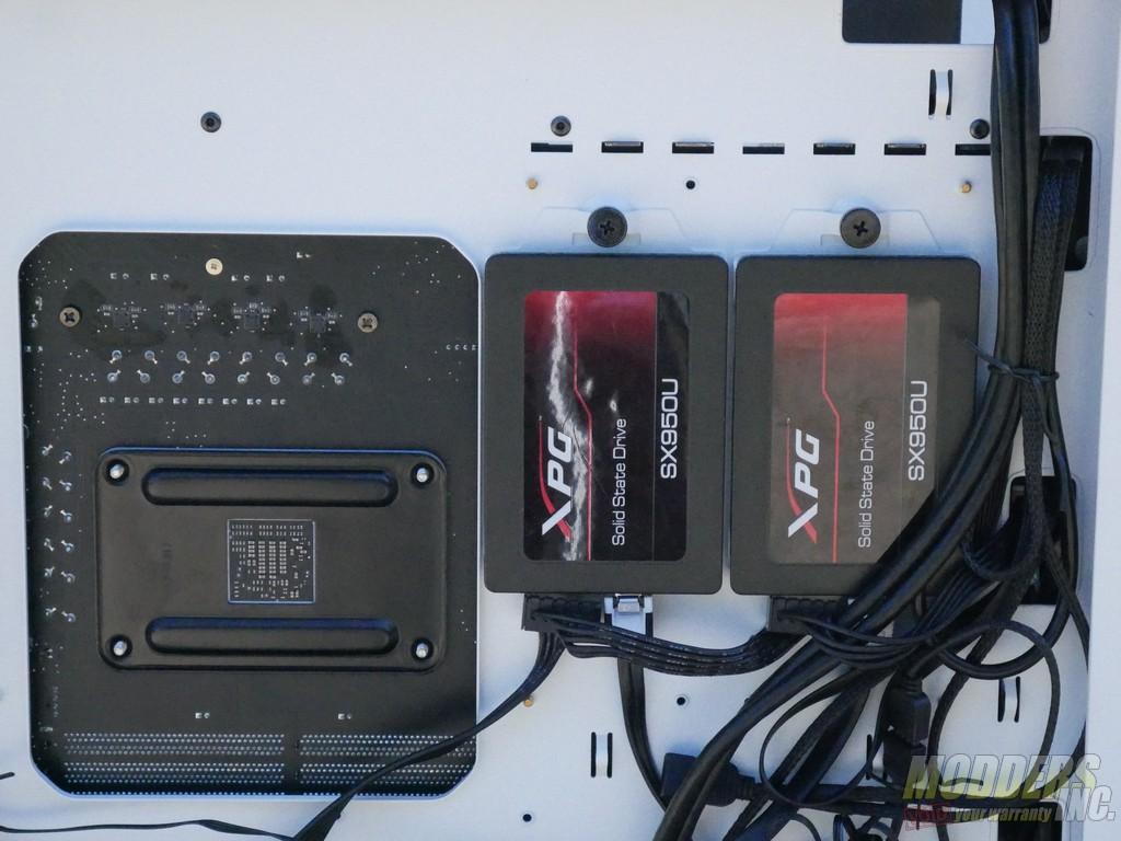 darkFlash V22 White Mid Tower ATX Case Review darkFlash V22 Case 09