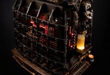 Iron Maiden PC Case Mod
