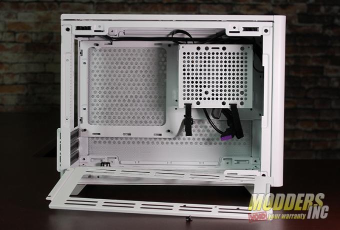 Cooler Master NR200 Mini-ITX Case Case, Cooler Master, M-itx, Mini-ITX Case