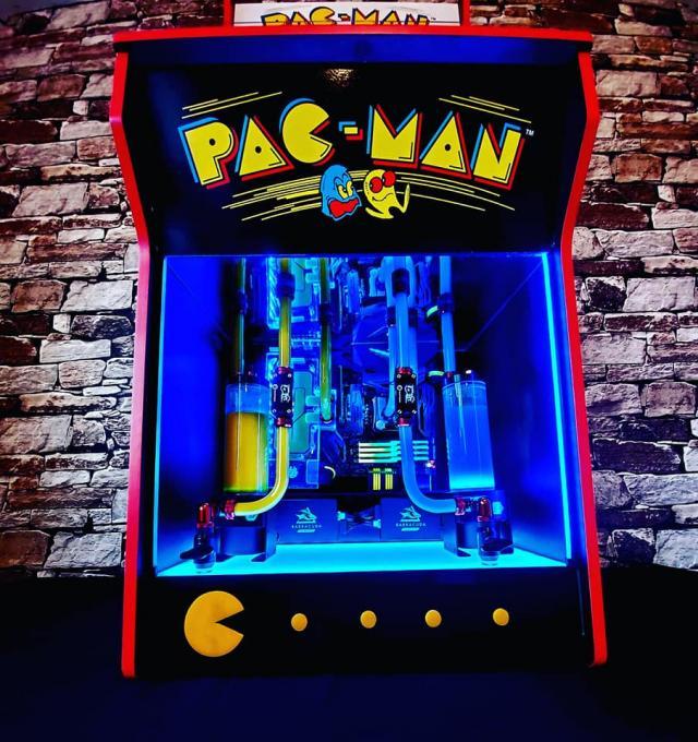 Case Mod Monday - Pac-Man PC PacMan2