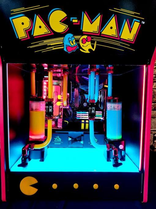 Case Mod Monday - Pac-Man PC PacMan5