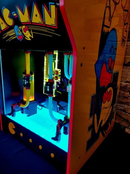Case Mod Monday - Pac-Man PC PacMan6