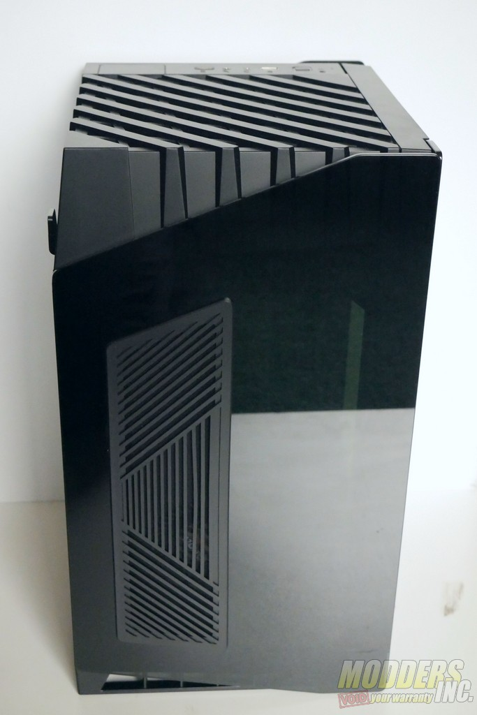 Silverstone LD03-AF ITX Case Review itx, ITX Case, pc case, SilverStone, tempered glass 1