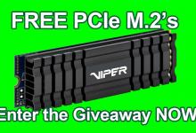 Photo of VIPER VPN100 PCIe M.2 SSD GIVEAWAY