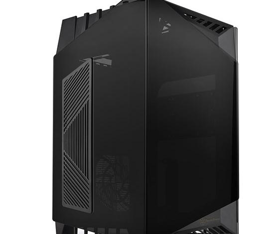 Photo of Silverstone LD03-AF ITX Case Review