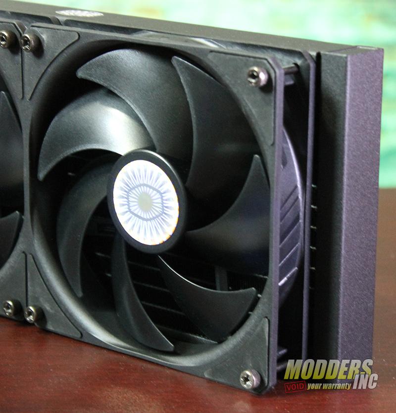 Cooler Master Masterliquid ML280 Mirror AIO AIO, Cooler Master, Water Cooling 6