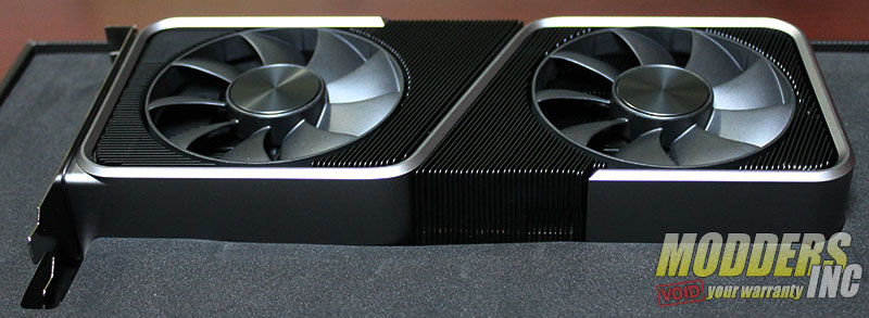 NVIDIA RTX 3070 Founders Edition Fans