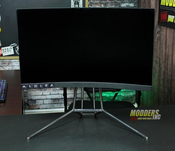 AOC PD27 GAMING MONITOR front