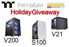 Thermaltake PC Case Holiday Giveaway 2020 contest, giveaway, Thermaltake 10