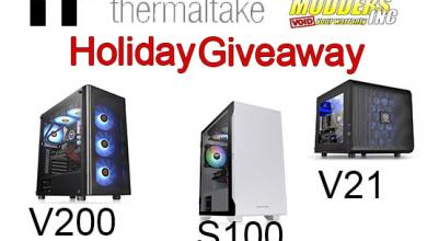 Thermaltake PC Case Holiday Giveaway 2020 contest, giveaway, Thermaltake 4