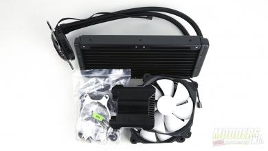 Phanteks First AIO Cooling Solution Glacier One 240 MP AIO, all in one, Cooler, CPU Cooler, D-RGB, First, Phanteks 1