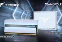 TeamGroup White DDR4 and SSD