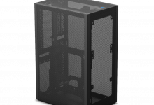 SSUPD Reinvents the ITX Case with Meshlicious