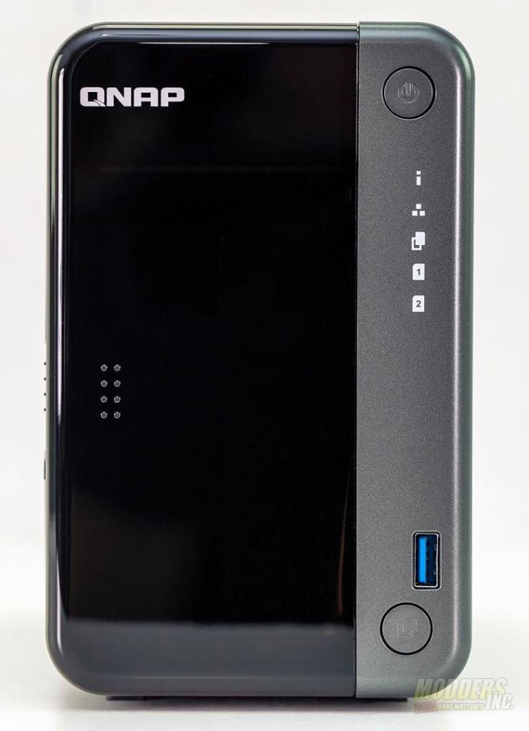 QNAP TS-253D NAS review 2.5 gigabit, dual bay, Intel Celeron, NAS, QNAP 1