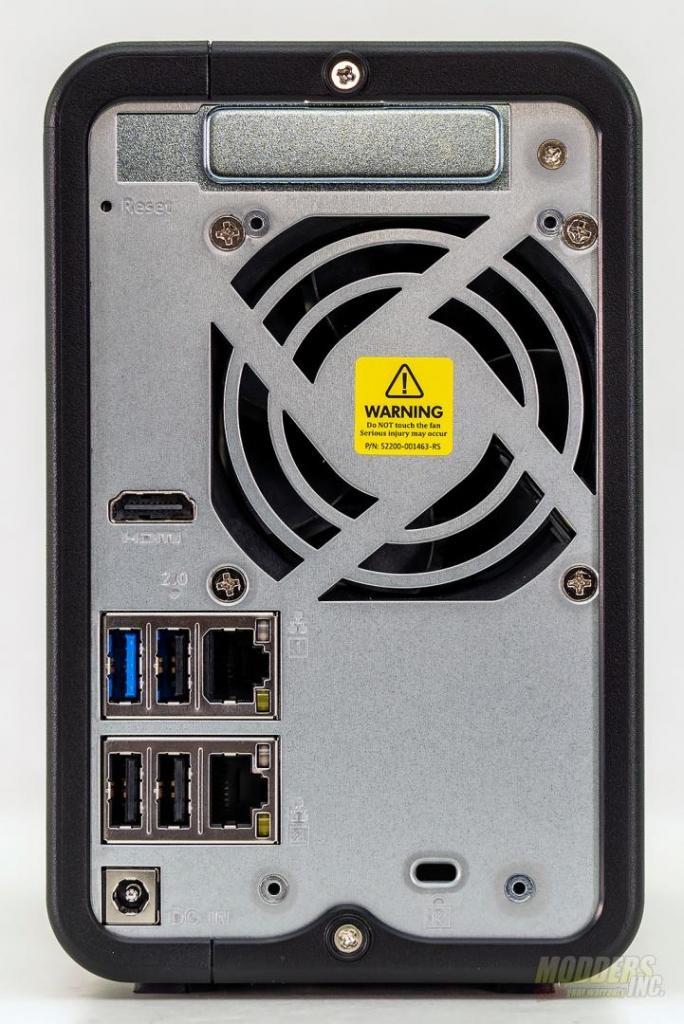 QNAP TS-253D NAS review 2.5 gigabit, dual bay, Intel Celeron, NAS, QNAP 5