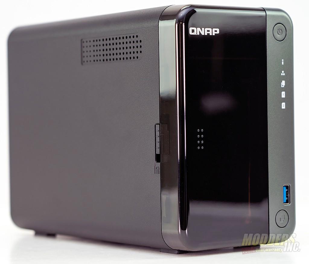 QNAP TS-253D NAS review 2.5 gigabit, dual bay, Intel Celeron, NAS, QNAP 4