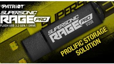 Patriot New Supersonic Rage Pro USB