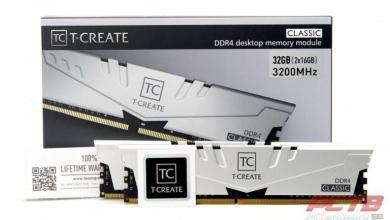 TEAMGROUP T-Create Classic 10L DDR4 Memory Review at PCTestBench ddr4, Memory, team group, teamgroup