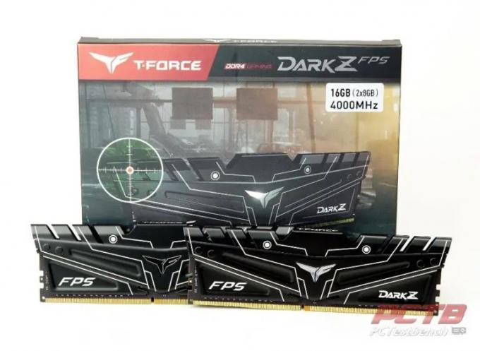 Teamgroup DARK Z FPS DDR4 Memory Review at PCTestBench ddr4, teamgroup 1