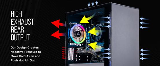 ZOTAC MEK HERO High-performance Gaming Desktop Series Released to the US EK, gaming pc, Zotac 2