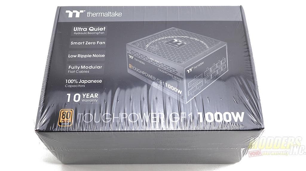 Thermaltake Toughpower GF1 1000W Power Supply Overview 1000W, GF1, modular, modular cables, power supply, power supply modular, psu, Thermaltake 2