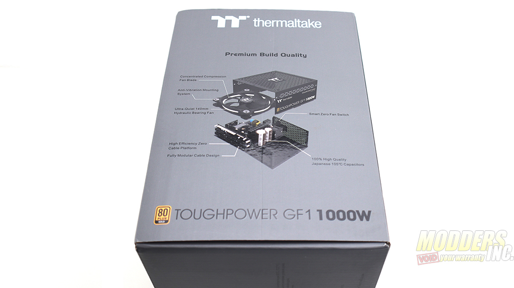 Thermaltake Toughpower GF1 1000W Power Supply Overview 1000W, GF1, modular, modular cables, power supply, power supply modular, psu, Thermaltake 4