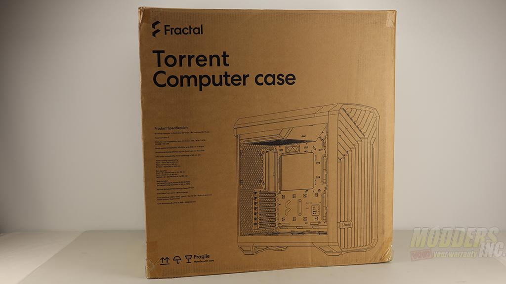 Fractal Torrent White