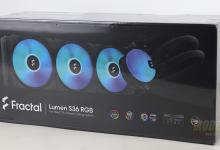 Lumen S36 RGB