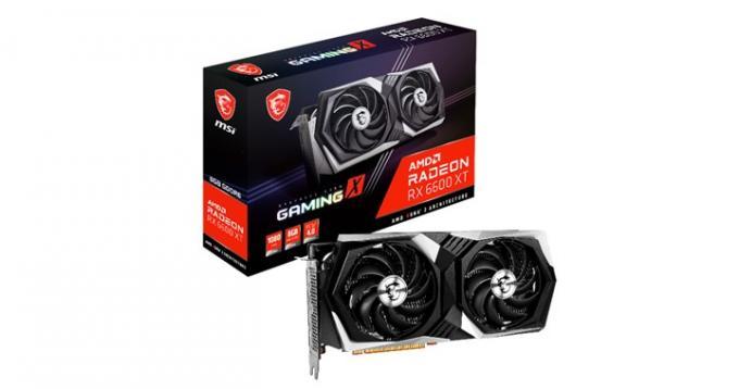AMD Radeon™ RX 6600 XT Gaming Series