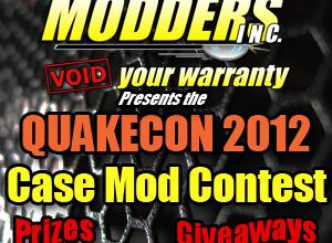 Modders-Inc at QuakeCon 2012