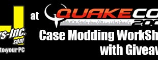 Modders-Inc at Quakecon 2009