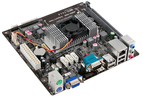 ECS Intel NM70 Express Chipset – NM70-I