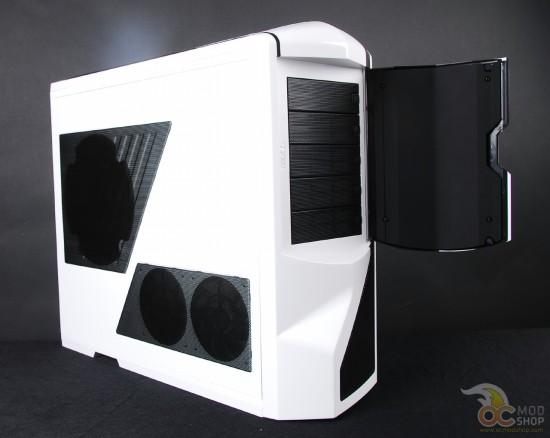 NZXT Phantom Case Review — OCmodshop.com computer case, NZXT 1