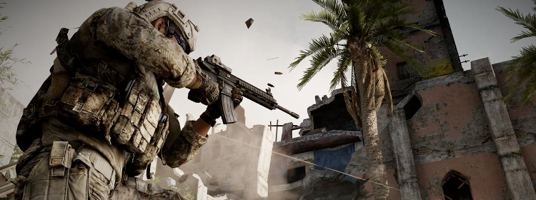 Medal of Honor: Warfighter GPU & CPU Performance - TechSpot Reviews Gaming, Medal of Honor 1
