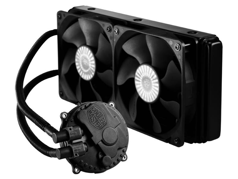 Cooler Master Seidon 240M AIO Liquid CPU Cooler Review Cooler Master, Water Cooler 1
