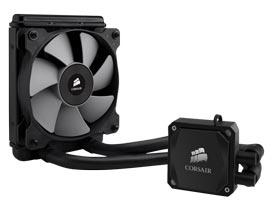 Corsair H60 (2013 Edition) CPU Cooler Review 1