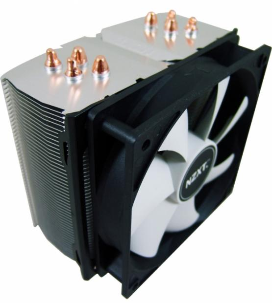 NZXT Respire T40 CPU Cooler Review :: TweakTown USA Edition CPU Cooler, NZXT 1