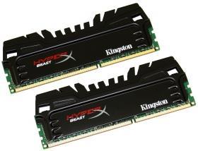 Kingston HyperX Beast PC3-19200 16GB Dual Channel Memory Kit Review :: TweakTown USA Edition 1