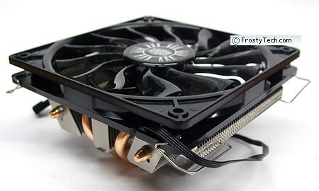 Coolermaster Gemin II M4 Heatsink Review - FrostyTech.com 1