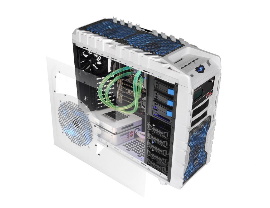 Thermaltake bigwater 760 pro a new cpu liquid cooling for New and innovative heating and cooling system design