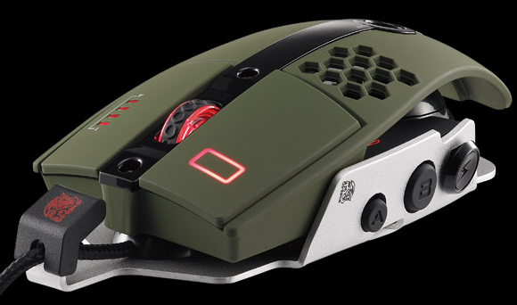 [M] Tt eSPORTS Level 10 M Mouse Review Gaming Mouse, Thermaltake 1