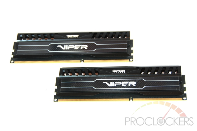 Patriot Extreme Performance Viper 3 1600MHz 8GB Kit Review at ProClockers 1